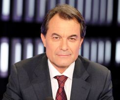 Top photo: Artur Mas, 129th President of the Generalitat de Catalunya | Credit: Wikimedia Commons