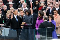 2013 Presidential Inauguration of Barack Obama | Credit: Wikimedia Commons