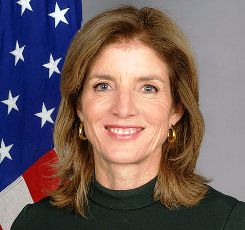 Photo: Caroline Kennedy | Credit: U.S. State Dept.
