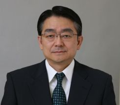 Hirotsugu Terasaki, executive director of the Office of Peace Affairs of the Tokyo-based Soka Gakkai International