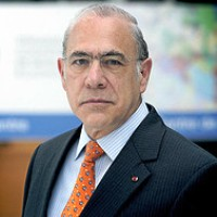 OECD Secretary General Angel Gurría