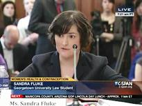 Sandra Fluke's opening statement to Democratic Members of Congress