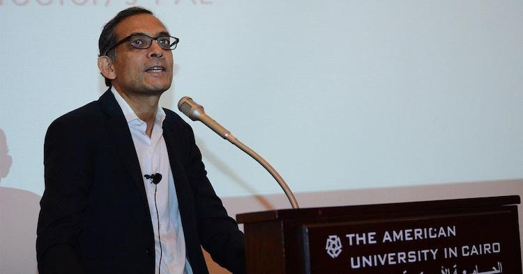 Photo: 2019 Nobel Prize Winner for Economic Sciences Abhijit Banerjee. Source: Sroll.in