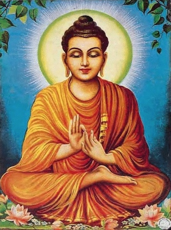 Gautama Buddha (1258-1178 BC) and Mahavir (1244-1172 BC) of the Jains were contemporaries.