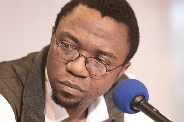 Photo: Patrice Nganang at the Paris Book Fair, by Georges Seguin CC BY-SA 3.0
