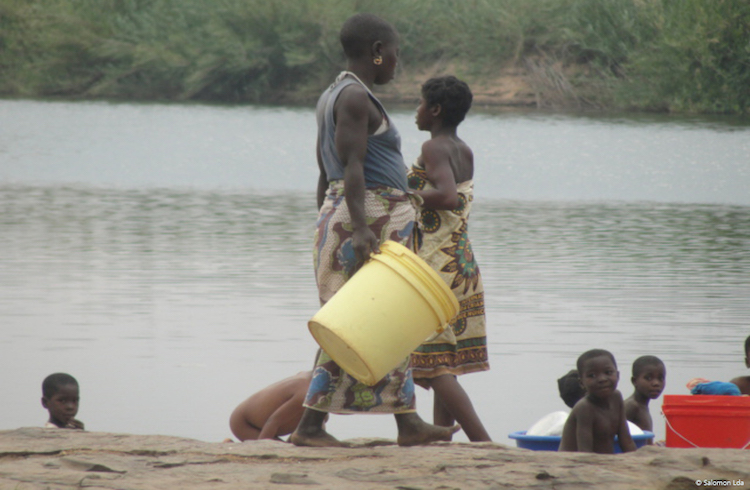 Photo Source: Safe Water Africa. Credit: Salomon Lda (Mozambique)