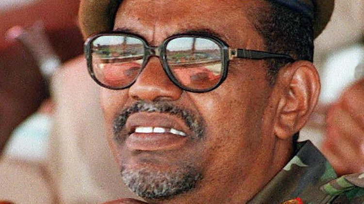 Photo: Sudan's President Omar al-Bashir has been in power since a 1989 coup.