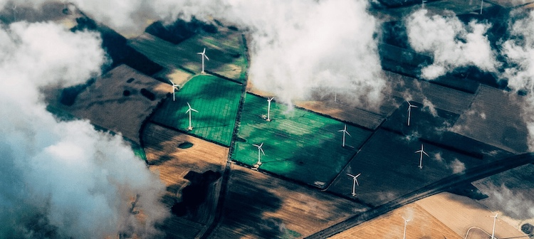 Photo: Wind turbines | Credit: UN