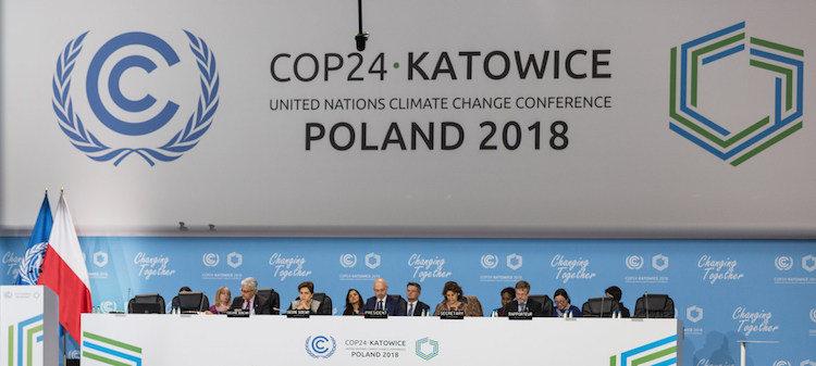Photo: COP24 Opening Ceremony. Credit: UNFCCC.