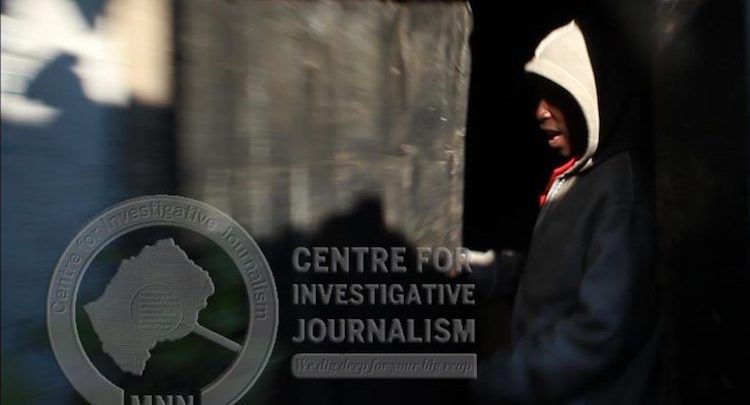 Photo credit: Lesotho's MMN Centre for Investigative Journalism.