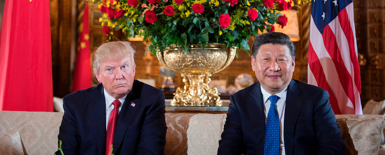 Photo: U.S. President Trump and Chinese President XI. Source: The United States Studies Centre, Sydney.