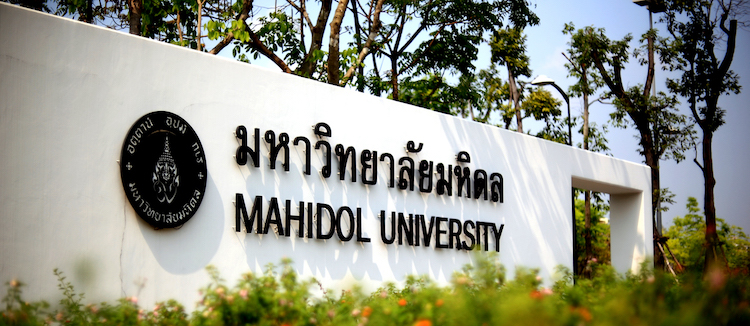 Photo: Mahidol University that co-hosted the 1st Makhapuja International Conference on 'The Future of Buddhism in Asia'.