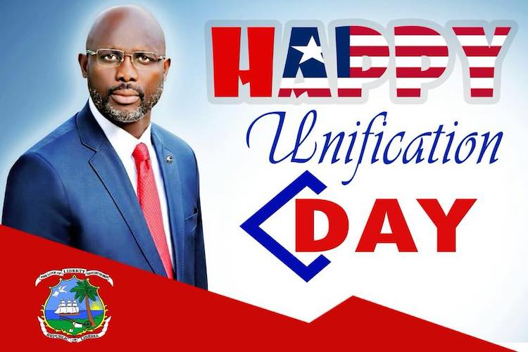 Photo credit: Facebook Executive Mansion-Liberia.