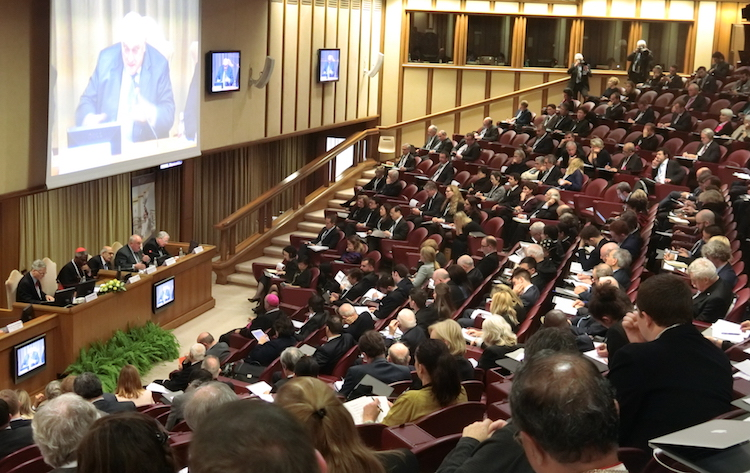 Photo: A view of the Vatican Conference on November 10-11, 2017. Credit: Katsuhiro Asagiri | IDN-INPS